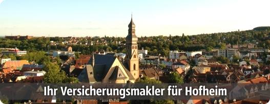 Ihr Versicherungsmakler für Hofheim am Taunus
